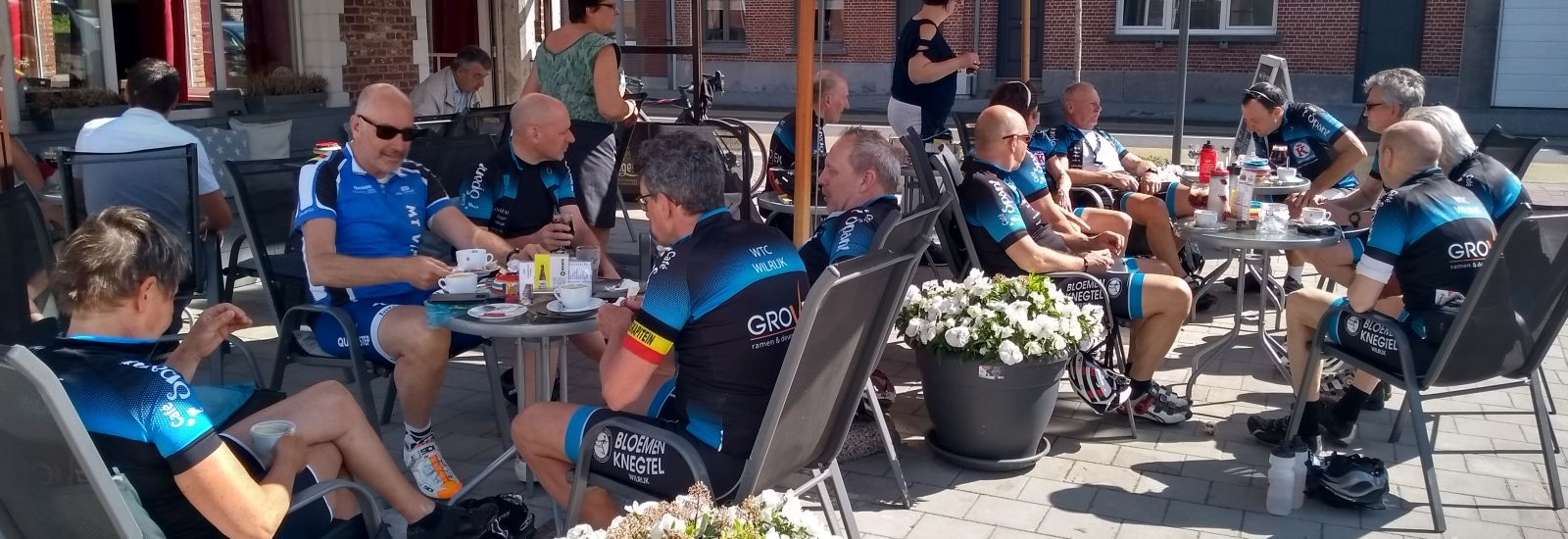 Wielertoeristenclub Wilrijk vzw